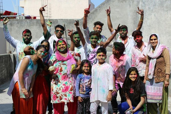 Holi in India