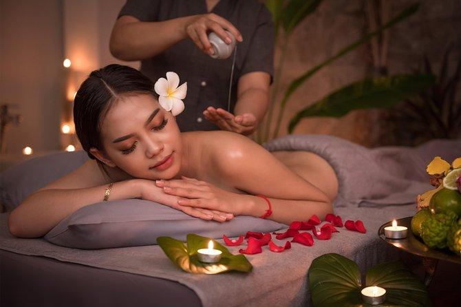 Relaxing Aromatherapy