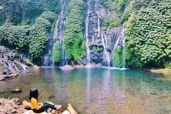 Private Instagram Tour: Spectacular Waterfalls and Handara Heaven Gate
