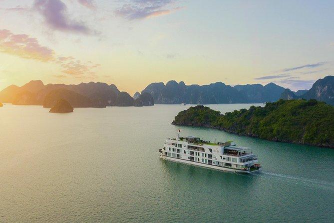 Ha Long Bay - Lan Ha Bay 2 Days 1 Night Luxury Tour (ERA CRUISE 5 Star)