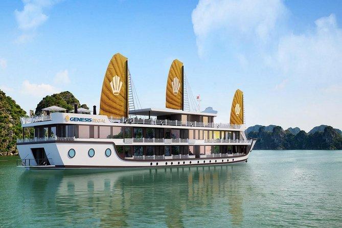 Halong Genesis Regal Cruise 3 days 2 nights