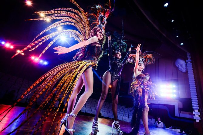 Alcazar Show in Pattaya with Optional Hotel Transfers