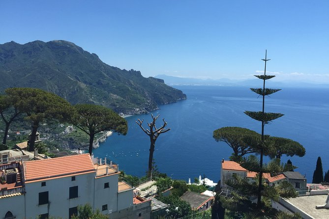 Amalfi Coast tour from Positano with private English speaking driver