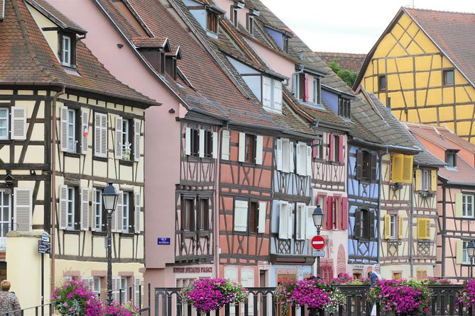 From Freiburg to Colmar (France): The Full Private Discovery tour of Alsace!