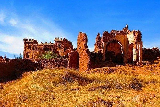 2 Days Trip to 3 kasbahs near ouarzazate- Private