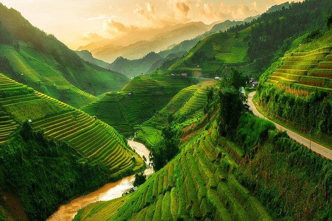 8 Day Package Private Tour Hanoi - Ninh Binh - Sapa - Halong Bay