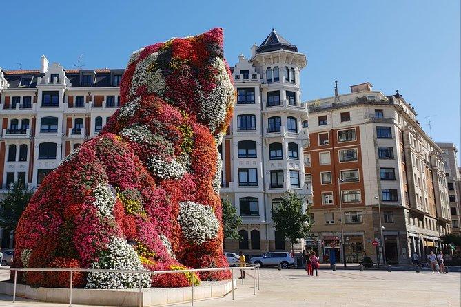 Bilbao and Guggenheim museum small group tour