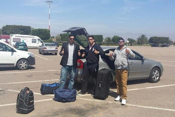 Airport Transfers from Marrakesh to Agadir