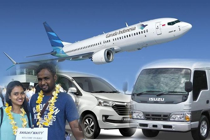 Private Airport Transfer to Hotel with Free SIM Card 4G Internet Data