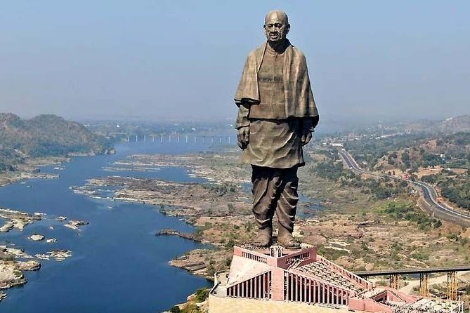 World's Tallest Statue - Statue of Unity ( SOU) Full day Tour