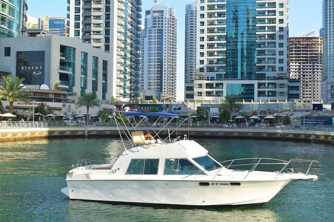 Centaurus Yachts & Boat Rental Tours Dubai Marina (33ft) photo 1