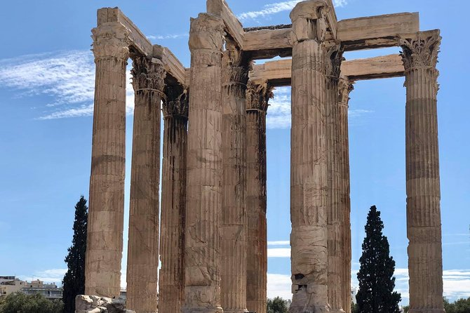 4 hours - Athens & Acropolis Highlights Private Tour