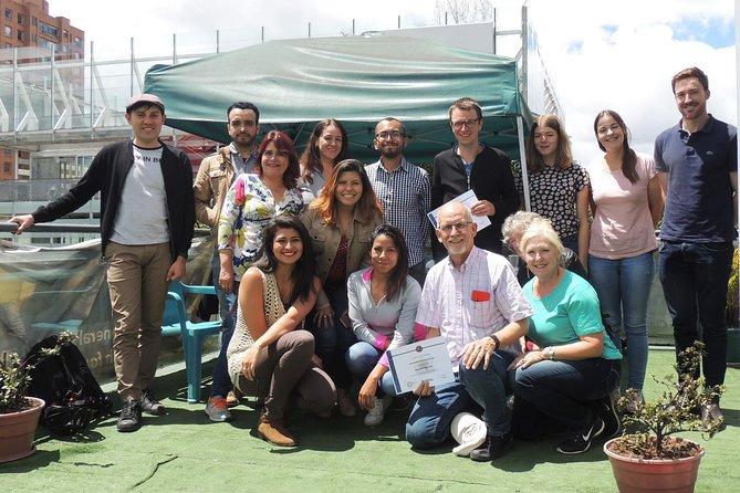 Learn Spanish in Bogota Colombia