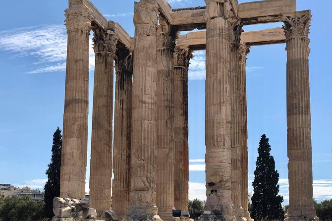 Athens Highlights & Ancient Corinth Full Day Private Tour