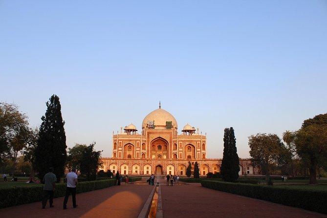 Explore UNESCO World Heritage Sites of the Delhi