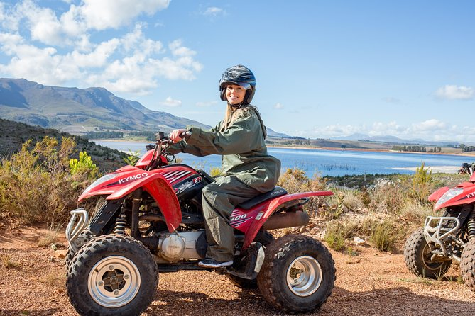 Full Day Inclusive Adventure - Sand-boarding, Zip-lining, Quad Biking (ATV)
