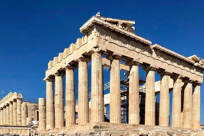 Excursión privada de medio día por Atenas