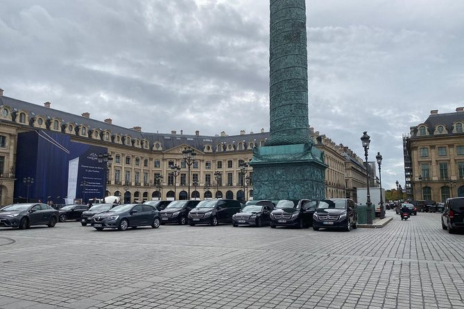 Full Day Private Tour of Paris - Sedan Car