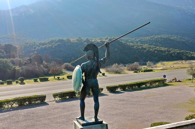 Marathon & Thermopylae Battlefields Private Day Tour from Athens