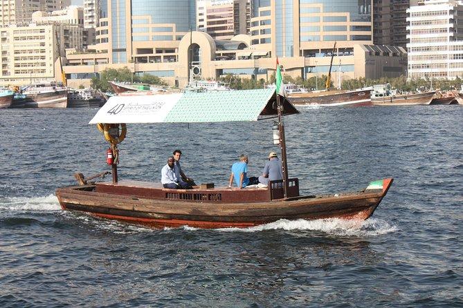 Private Exiting Dubai City Tour with Dubai Museum entry and Abra Ride
