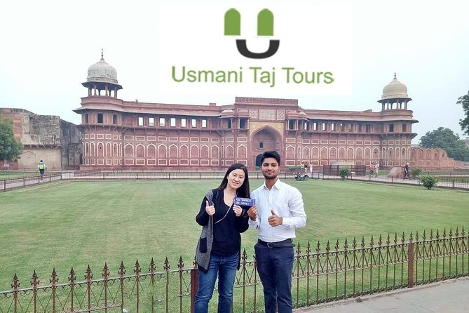 Agra City Tour From Sunrise to Sunset photo 28