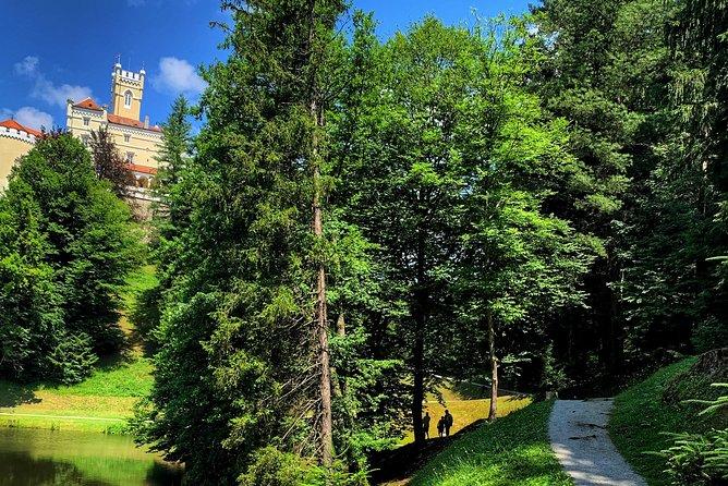 Trakošćan Castle & Varaždin - Private tour from Zagreb
