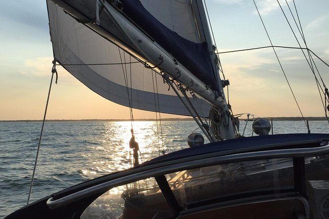 Sunset Sail Tour from Wrightsville Beach