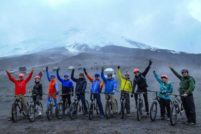 Cotopaxi + Bikes Private Tour