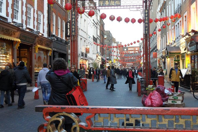 Chinatown's 2 hour Food Tour in London