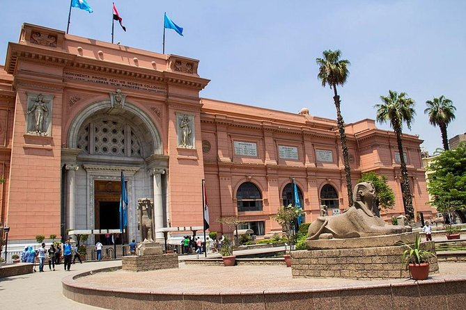 Tour to Cairo from Luxor by Train with First Class Seat photo 9