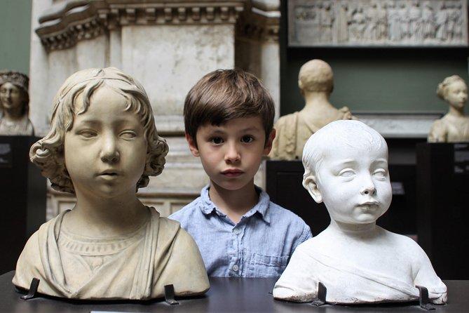 Treasure Hunt at the British Museum
