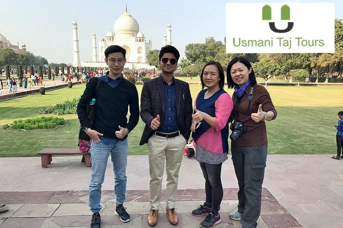 Agra City Tour From Sunrise to Sunset photo 25