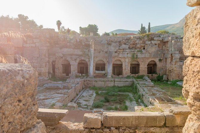 Ancient Corinth and Nafplio Private Day Trip from Athens photo 13