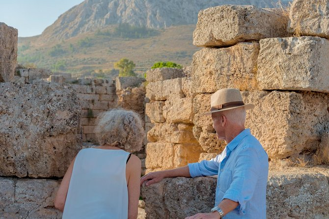 Ancient Corinth and Nafplio Private Day Trip from Athens photo 6