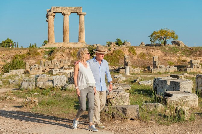 Ancient Corinth and Nafplio Private Day Trip from Athens photo 29