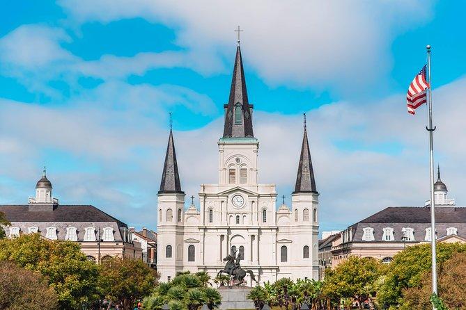New Orleans French Quarter Stroll