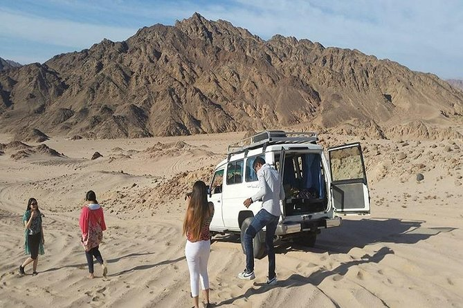 Makadi Bay: Jeep Safari Adventure with Star Gazing