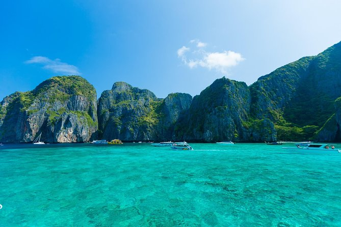 Phi Phi Island Snorkeling Day Trip From Khaolak photo 1