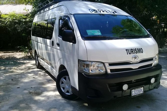 Private Transportation to Rio Dulce from Flores, Tikal, El Remate from 1 to 3 people