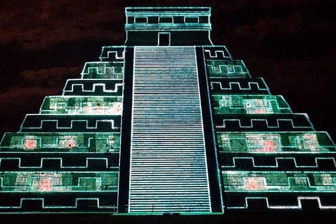 "Chichen Itza full day Tour Includes Light & Sound ""Kukulkan Nights"""