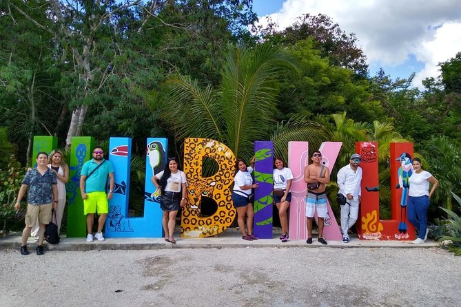 Ek Balam & Las Coloradas Tour With Transportation