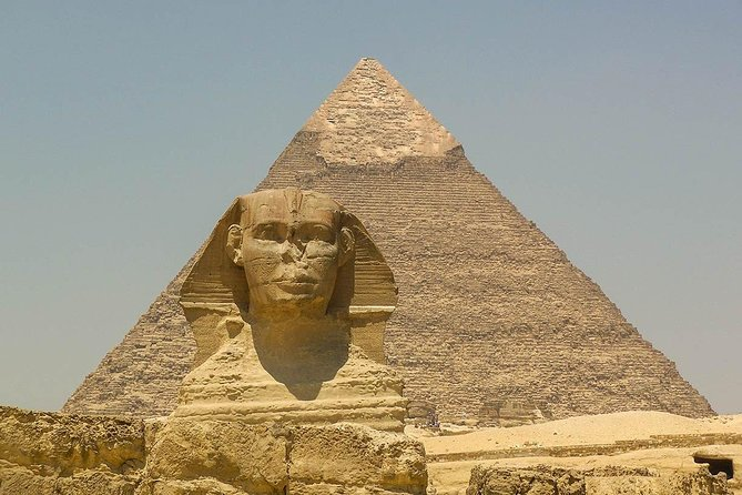 Full-Day Tour to Giza Pyramids, Memphis, and Sakkara From Cairo photo 1