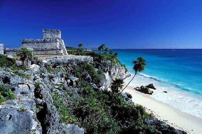 4X1 Tour Tulum Coba, Cenote & Playa del Carmen