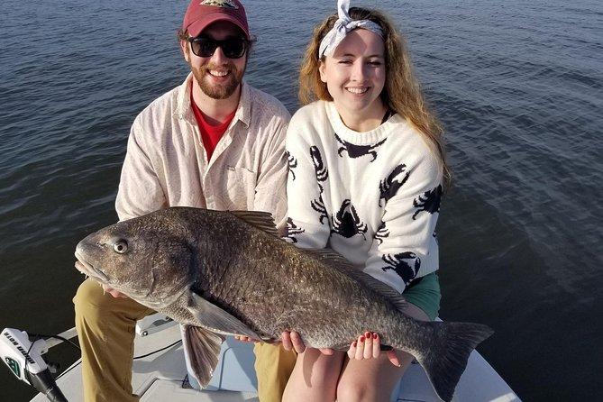 Daytona Inshore Fishing Charter