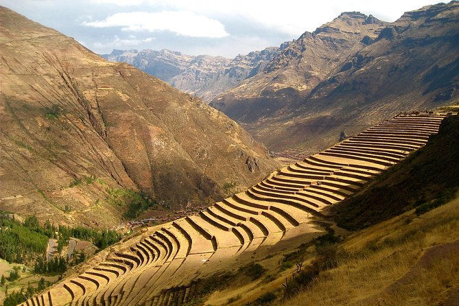 Complete Sacred Valley Tour Small group Pisac, Maras, Moray & Ollantaytambo photo 1