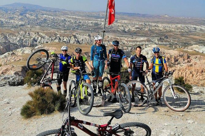 Mountain Biking Tour Cappadocia