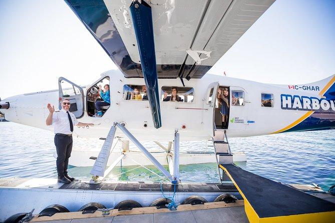 Seaplane Tour with Admission to Capilano Suspension Bridge Park