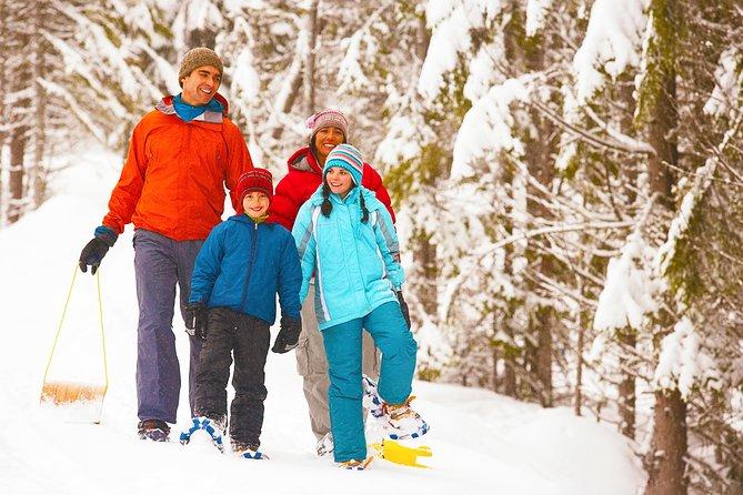 Snow shoe tours