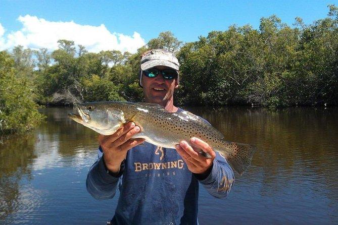 Everglades Inshore Fishing Trip in Flamingo