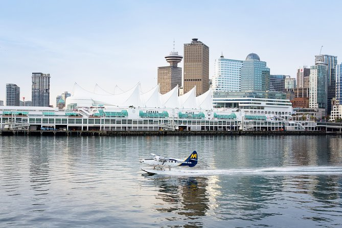 Fly and Dine to Bowen Island from Vancouver